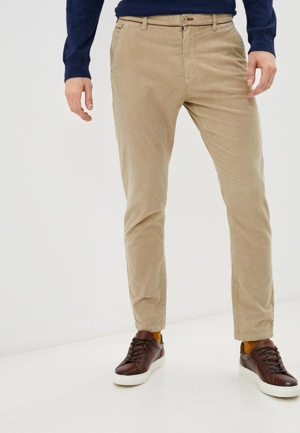 мужские брюки чинос springfield, бежевые