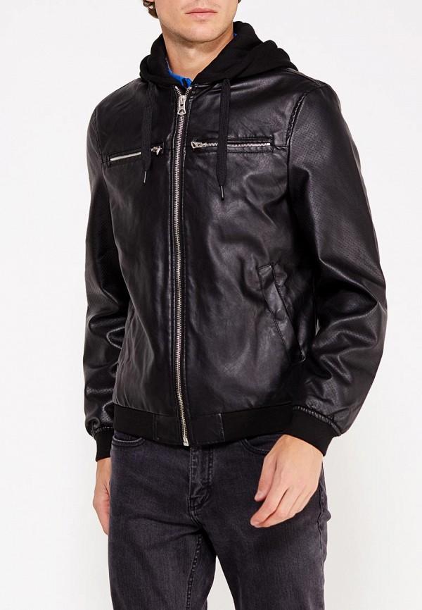 Куртка кожаная Springfield Springfield SP014EMVGD02
