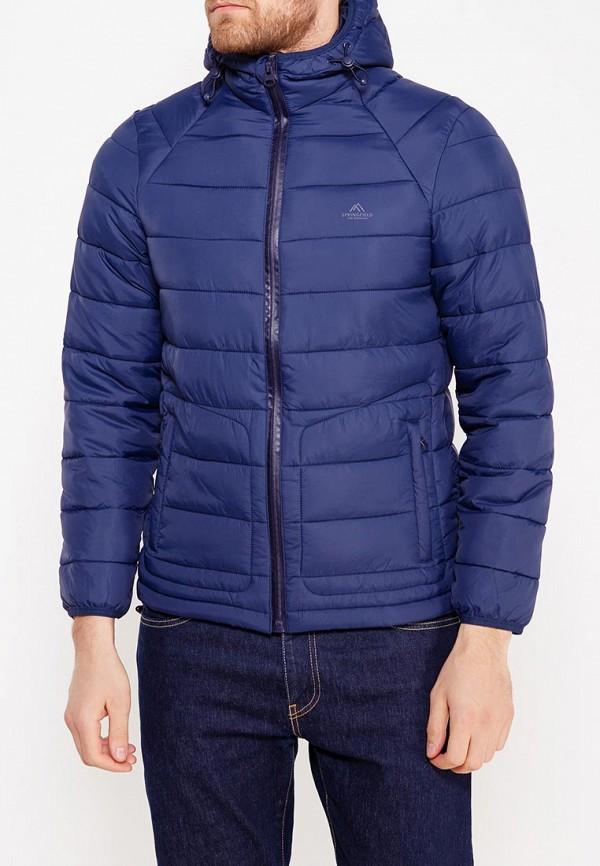 Куртка утепленная Springfield Springfield SP014EMVGD24