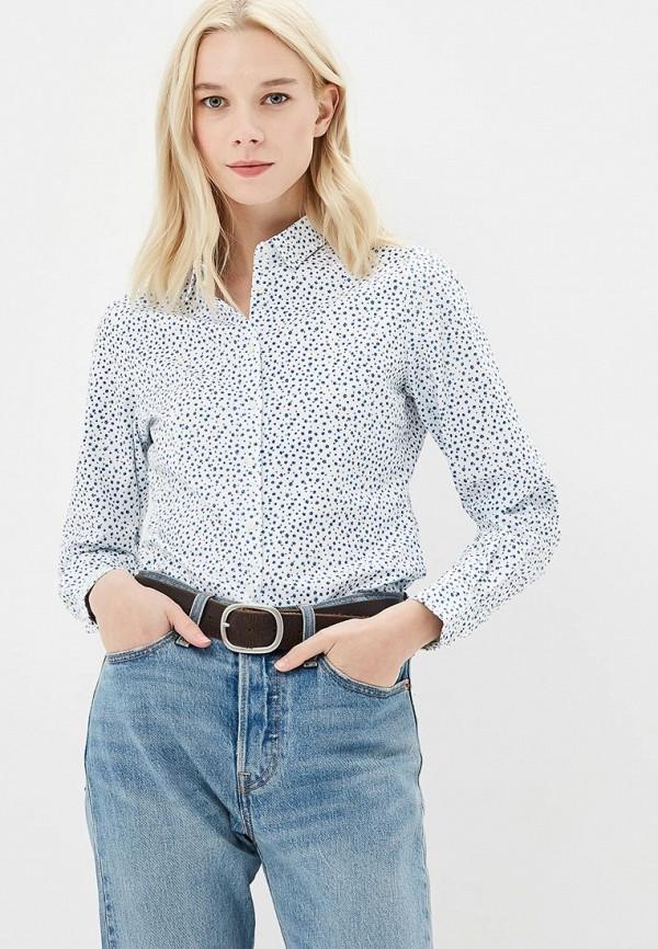 Купить Рубашка Springfield, sp014ewagmv7, белый, Весна-лето 2018