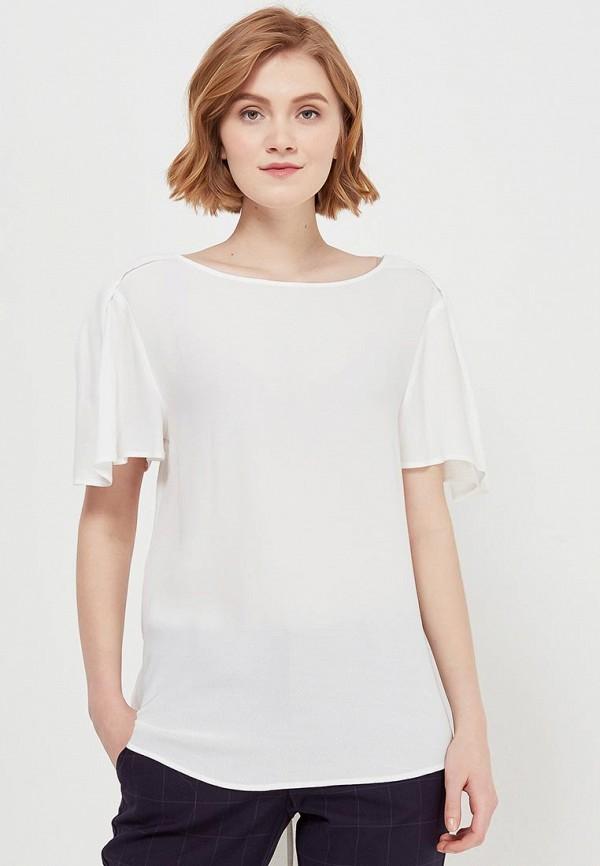 Купить Блуза Springfield, SP014EWAGMW9, белый, Весна-лето 2018