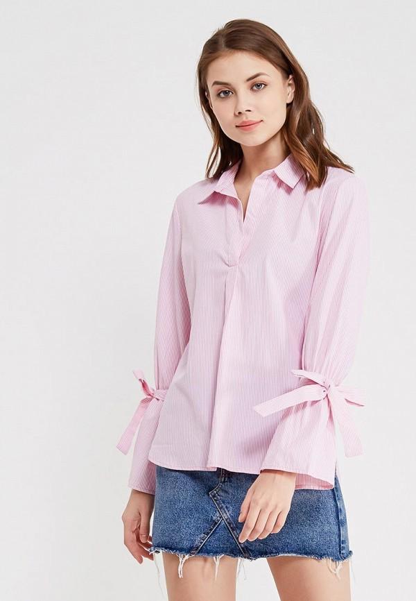 Купить Рубашка Springfield, sp014ewailm8, розовый, Весна-лето 2018