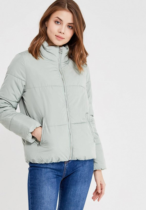Купить Куртка утепленная Springfield, sp014ewailo0, зеленый, Весна-лето 2018