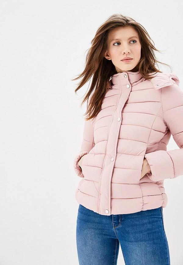 Купить Куртка утепленная Springfield, sp014ewailo1, розовый, Весна-лето 2018
