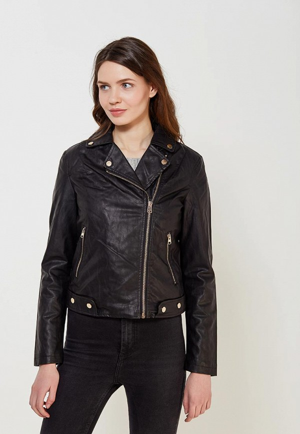 Куртка кожаная Springfield Springfield SP014EWAILO2