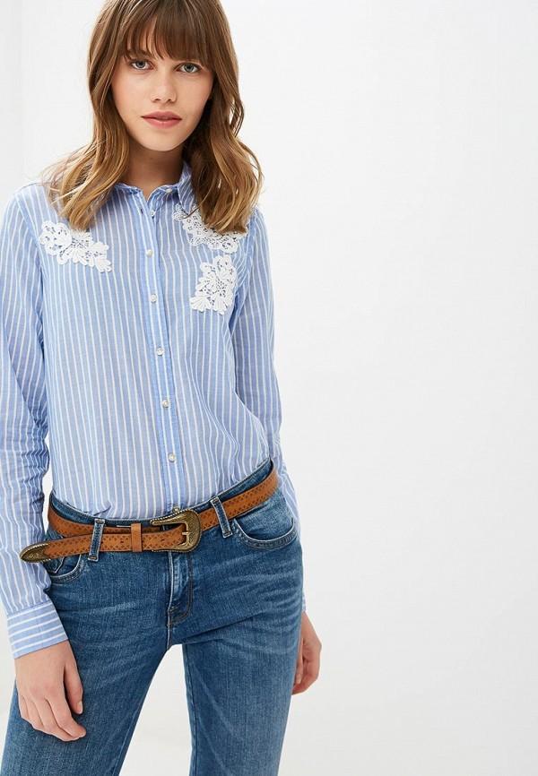 Рубашка Springfield Springfield SP014EWCDEN8 рубашка springfield springfield sp014ewcden8