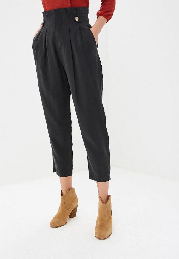 женские повседневные брюки springfield, черные