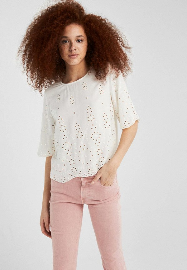 цены Блуза Springfield Springfield SP014EWEAJE0