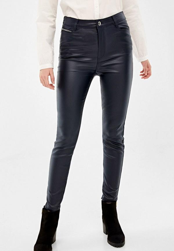 женские брюки springfield, синие
