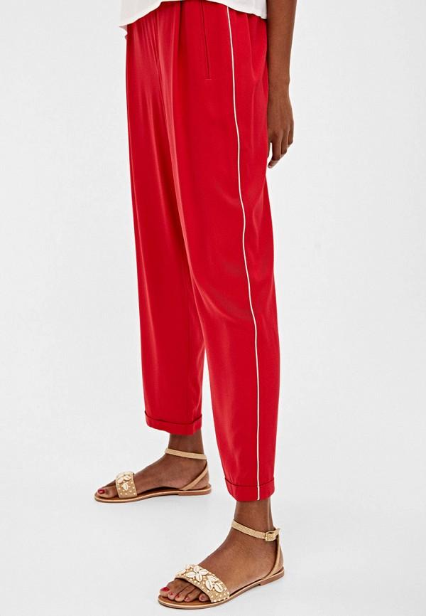 женские брюки springfield, красные