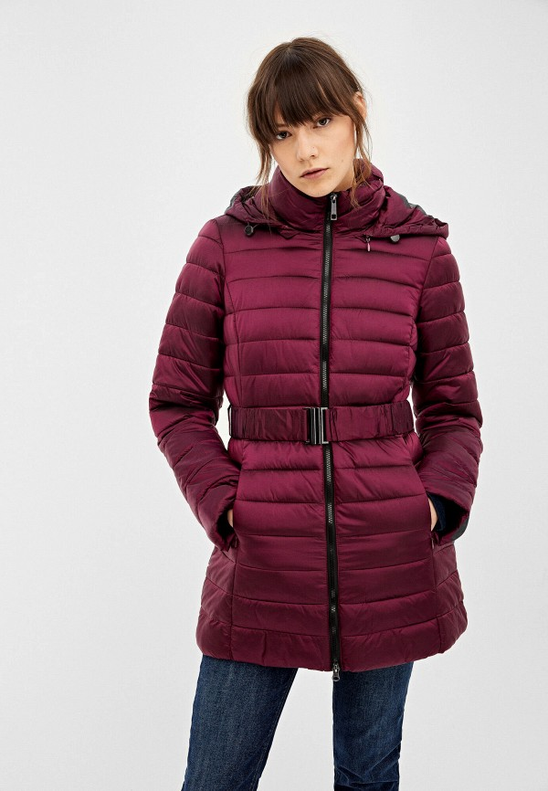 Куртка утепленная Springfield Springfield SP014EWGEZA4 цена в Москве и Питере