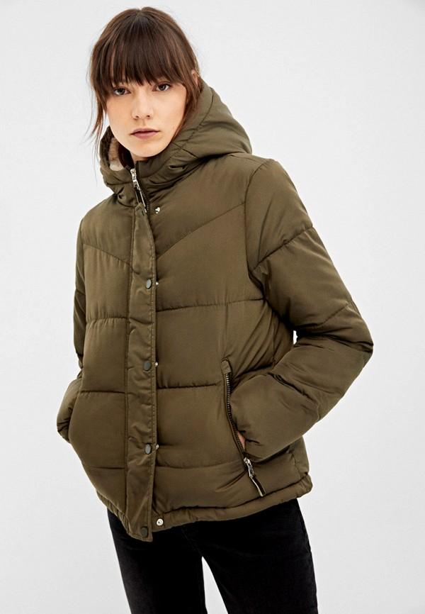 Куртка утепленная Springfield Springfield SP014EWGEZB8 куртка утепленная springfield springfield sp014eweaii9