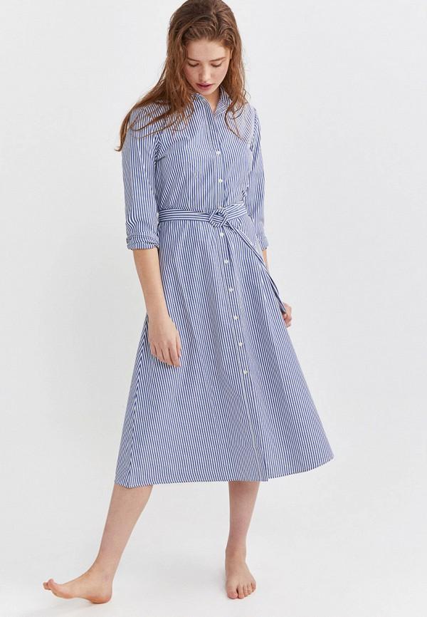 Фото - Платье Springfield синего цвета