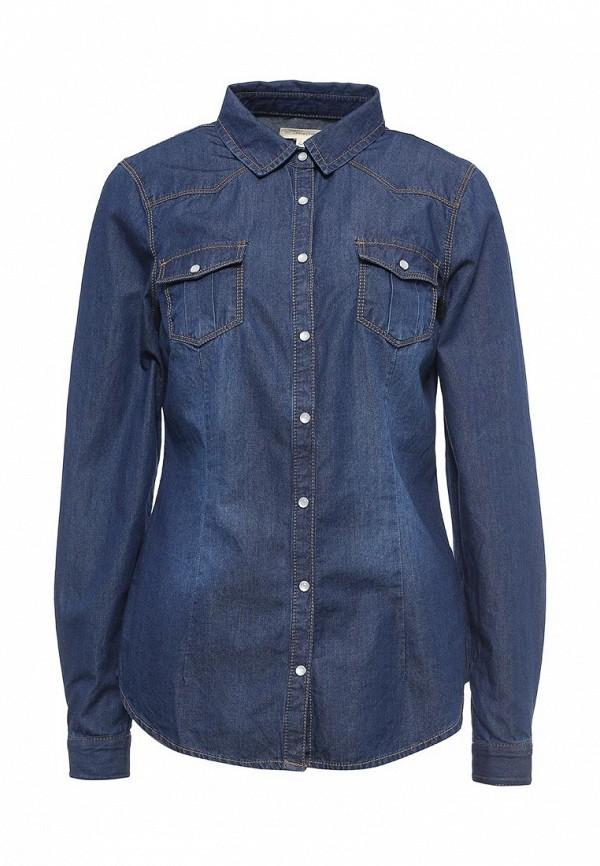 Рубашка джинсовая Springfield Springfield SP014EWRKW29 рубашка springfield springfield sp014ewcden8