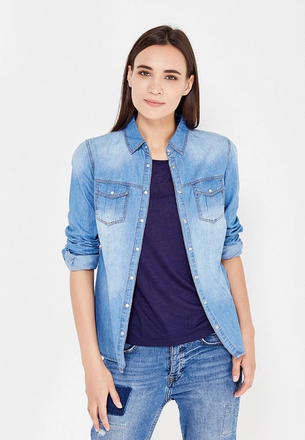 Рубашка джинсовая Springfield Springfield SP014EWVGE32