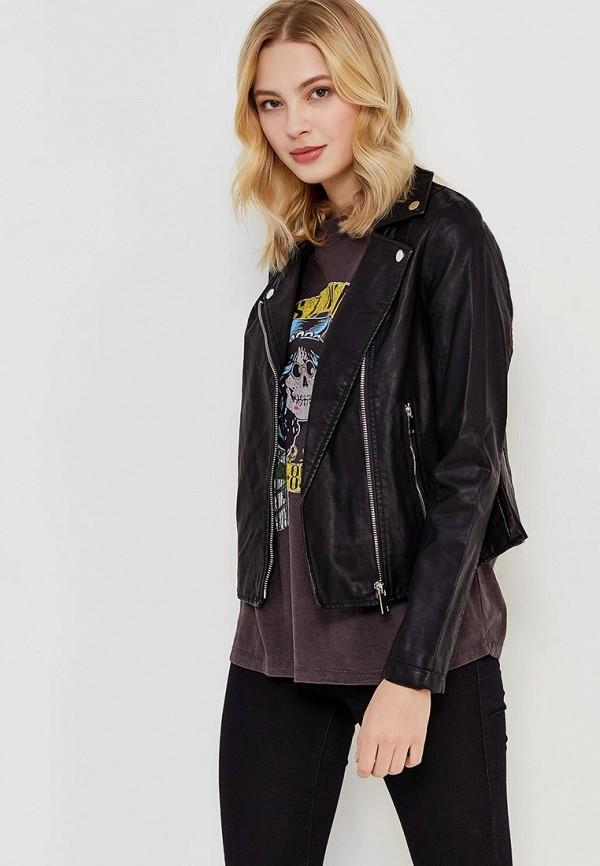 Куртка кожаная Springfield Springfield SP014EWVGI92