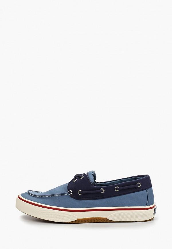 мужские кеды sperry top-sider, синие