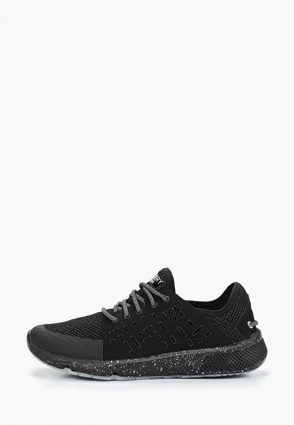 женские кроссовки sperry top-sider, черные
