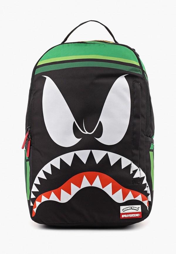 рюкзак sprayground для мальчика, черный