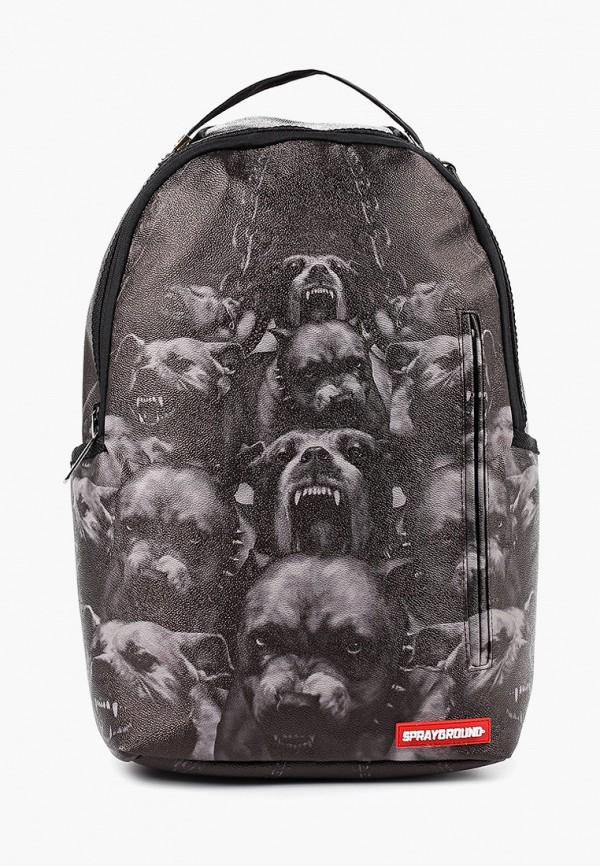 рюкзак sprayground для мальчика, коричневый