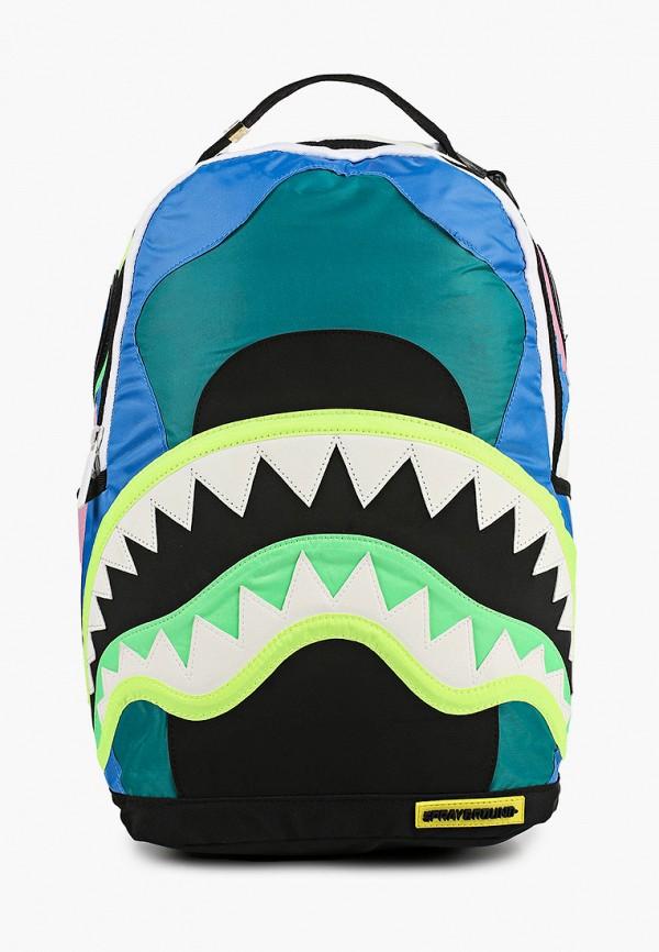 рюкзак sprayground для девочки, разноцветный
