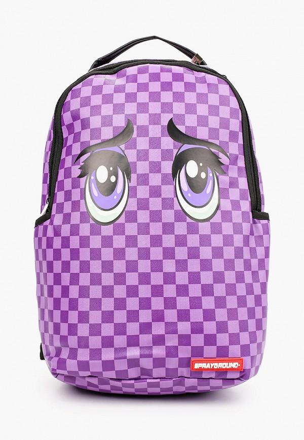 рюкзак sprayground для девочки, синий