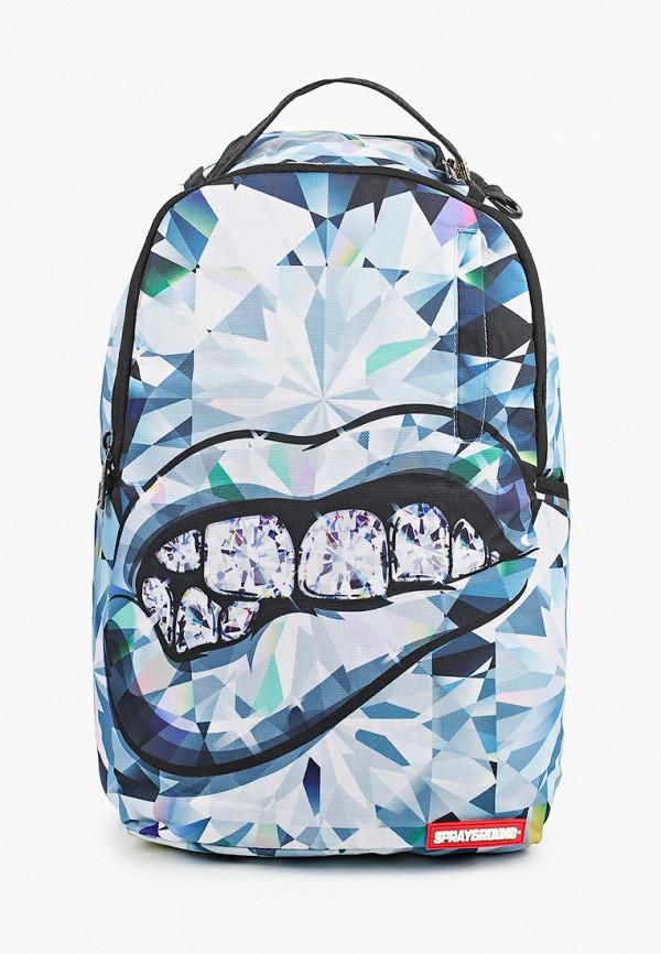 рюкзак sprayground малыши, голубой