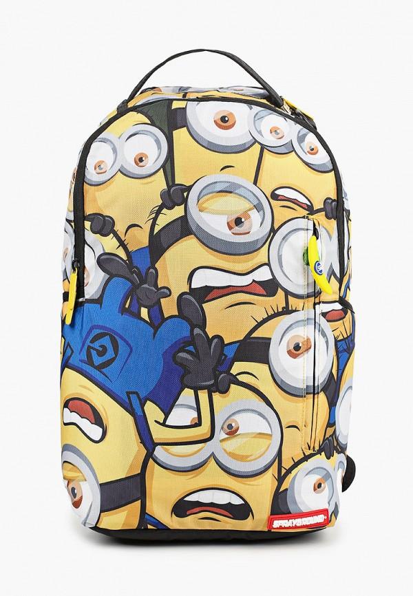 рюкзак sprayground малыши, желтый