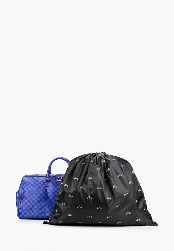сумка sprayground малыши, синяя
