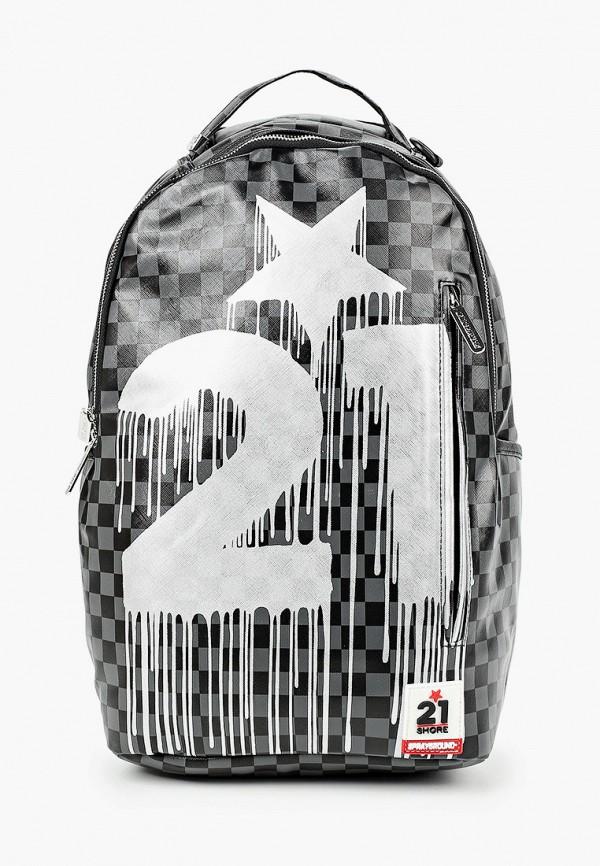 рюкзак sprayground малыши, серый
