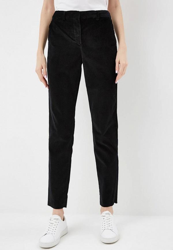 женские повседневные брюки sportmax code, черные