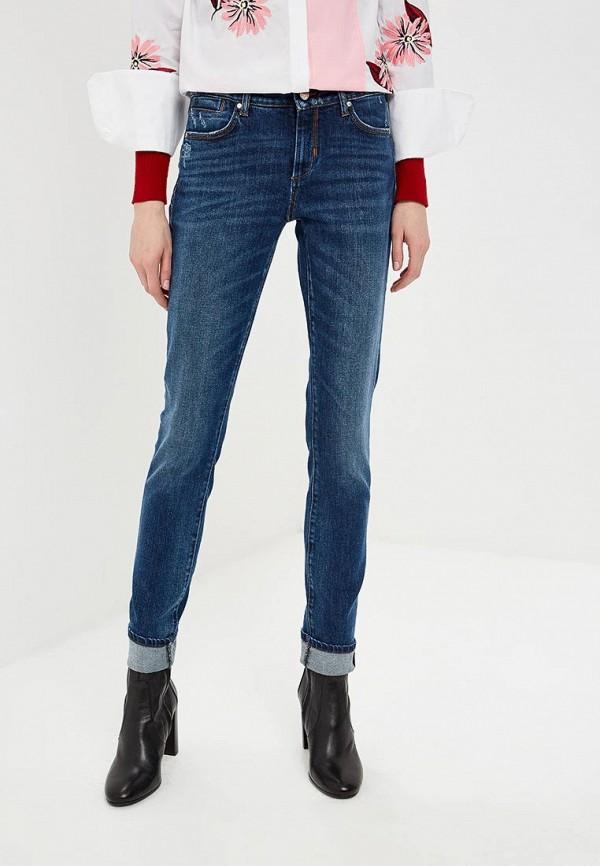 женские джинсы sportmax code, синие