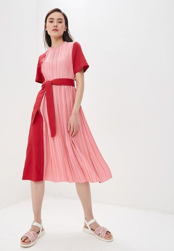 женское платье sportmax code, красное