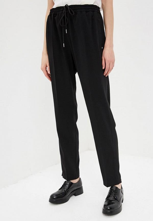 женские спортивные спортивные брюки sportmax code, черные