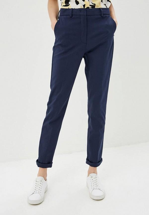 женские классические брюки sportmax code, синие