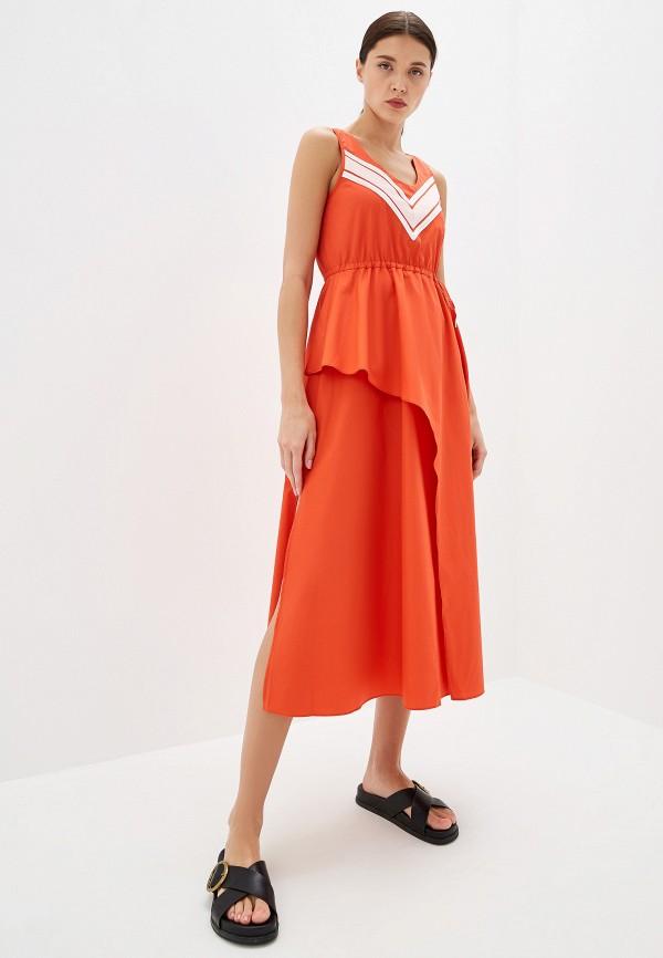 Платье Sportmax Code Sportmax Code SP027EWELPD7 недорго, оригинальная цена