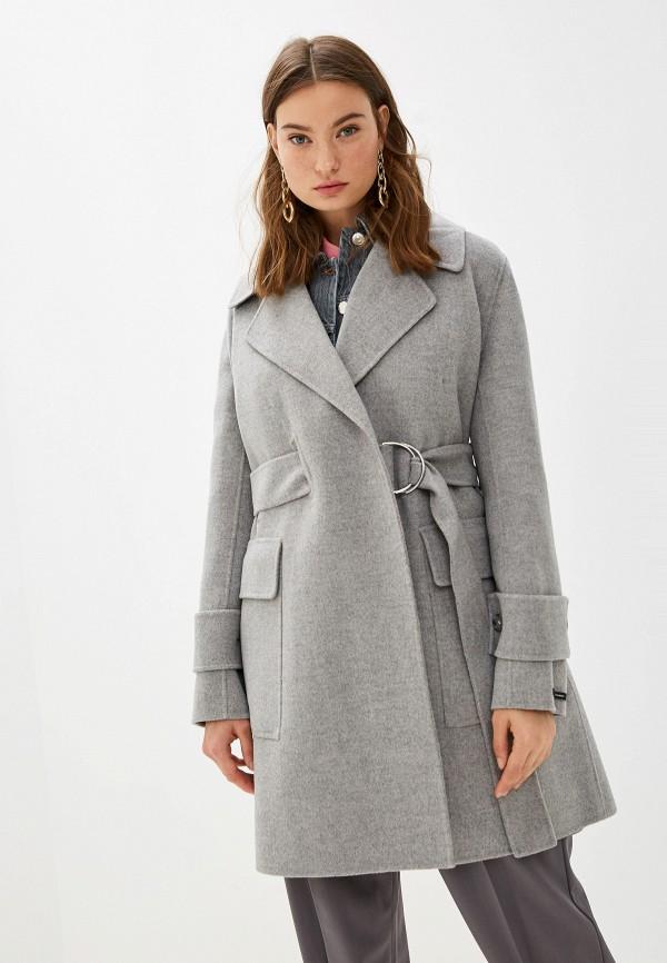 купить Пальто Sportmax Code Sportmax Code SP027EWGRCU8 дешево