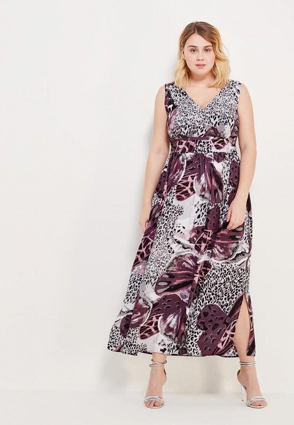 Купить Платье Sparada, sp028ewaicb6, фиолетовый, Весна-лето 2018