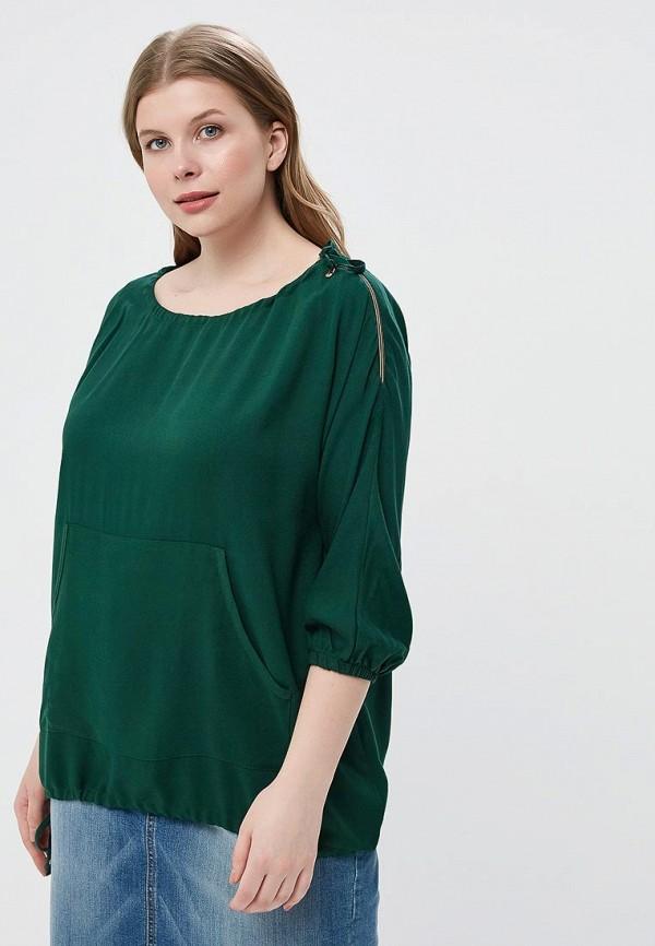 Купить Блуза Sparada, sp028ewbees0, зеленый, Весна-лето 2018