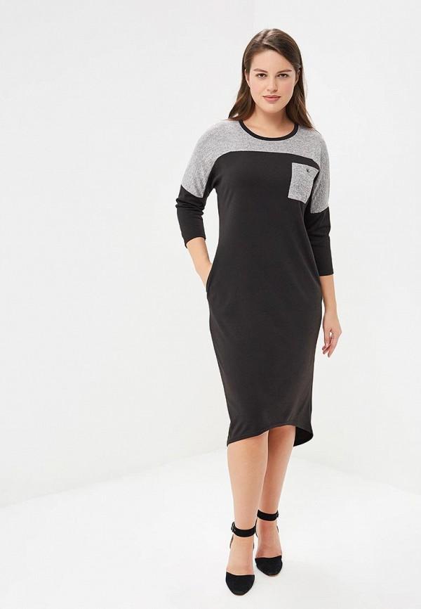Купить Платье Sparada, sp028ewcyue2, серый, Осень-зима 2018/2019