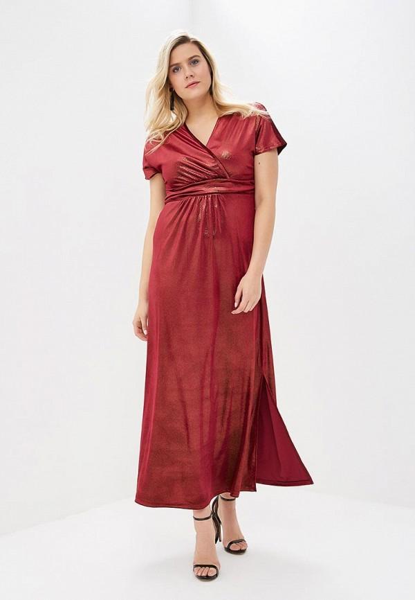 Купить Платье Sparada, sp028ewdnqu5, красный, Осень-зима 2018/2019