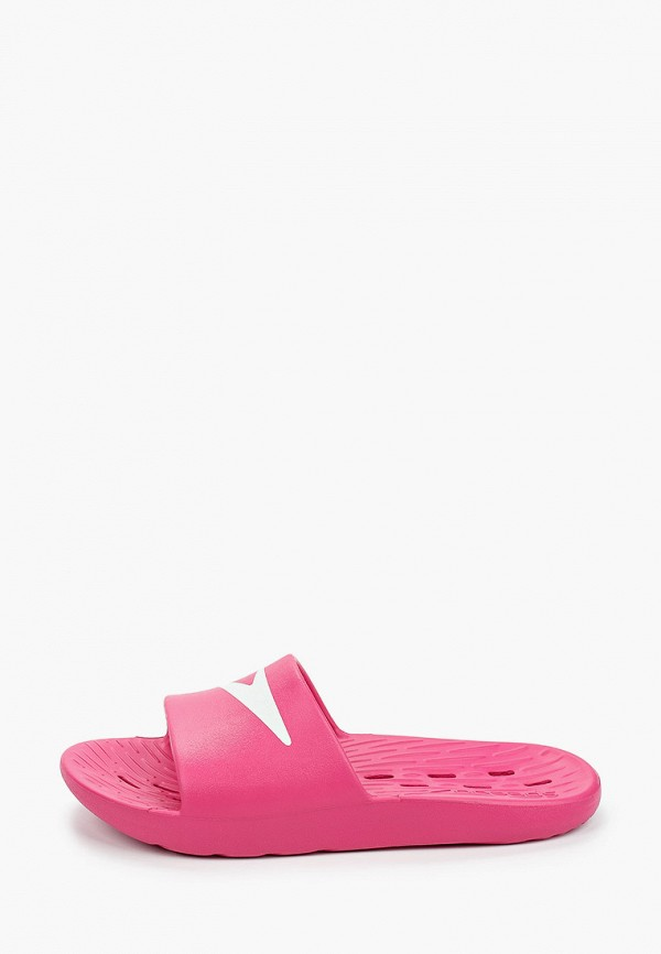 женские сланцы speedo, розовые