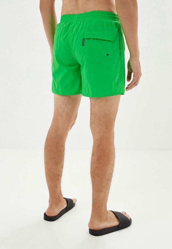 Фото 2 - Шорты для плавания Speedo зеленого цвета
