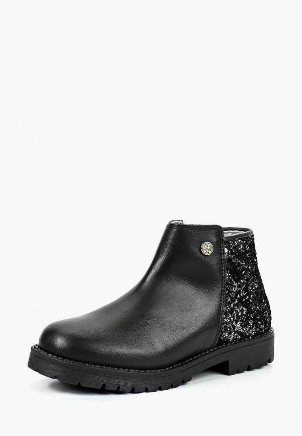 ботинки stuart weitzman для девочки, черные