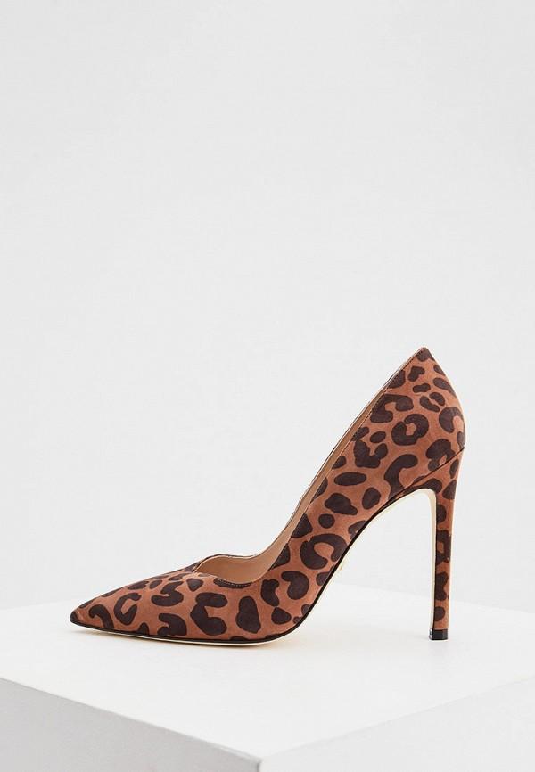 женские туфли stuart weitzman, коричневые