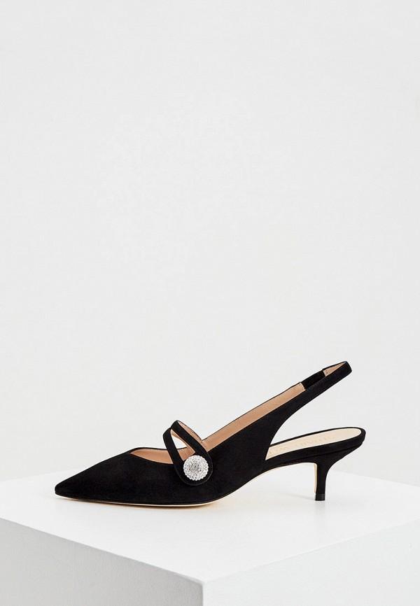 женские туфли stuart weitzman, черные