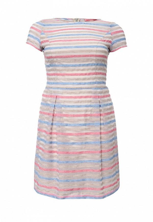женское повседневные платье steilmann, разноцветное