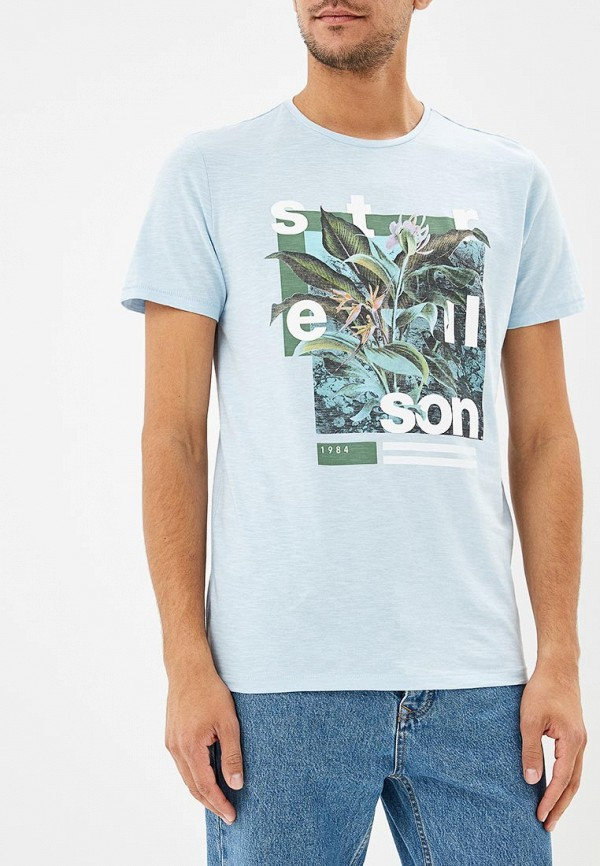 Футболка Strellson Strellson ST004EMBUGN8 футболка strellson strellson st004embugo0