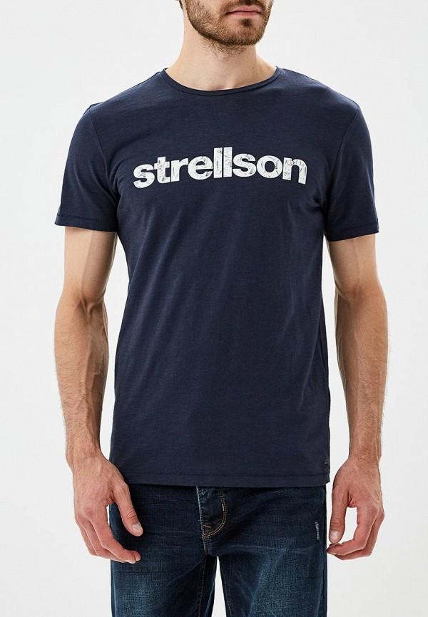 Футболка Strellson Strellson ST004EMBUGO0 футболка strellson strellson st004embugo0