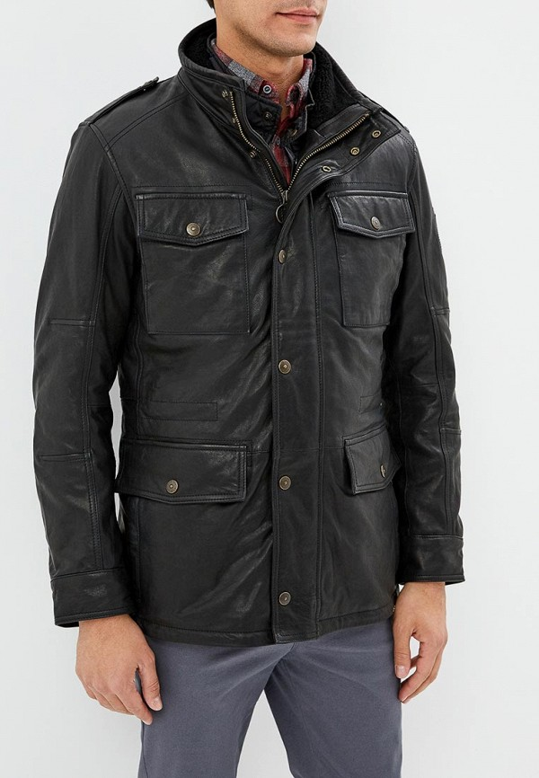 цена на Куртка кожаная Strellson Strellson ST004EMBUQS1